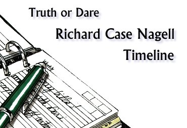 Truth or Dare: the Lives and Lies of Richard Case Nagell