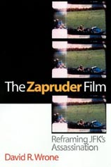 David Wrone's book THE ZAPRUDER FILM